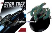 Star Trek Official Starships Collection #069 Breen Warship Eaglemoss
